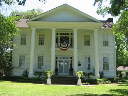 Roseland Plantation Smith County Historical Society